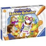 Ravensburger tiptoi: Der hungrige Zahlen-Roboter (00706) um 9,99 €