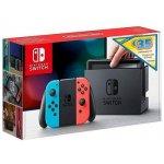 Nintendo Switch + 35 € Nintendo eShop Gutschein um 269,99€ statt 319€