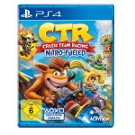 Crash Team Racing: Nitro-Fueled (PS4) um 20,43 € statt 37,99 €