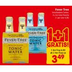Fever-Tree Tonic Water 1+1 gratis – 8 Flaschen um 3,49 € statt 6,99 €