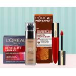 Bipa Online Shop: 25% Rabatt auf Schminkprodukte von L'Oréal Paris