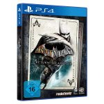 Batman: Return to Arkham für PS4 um 14,99 € statt 27,38 €
