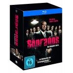 Die Sopranos – Die komplette Serie Blu-ray Box um 69,97 € statt 109,99 €