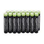 AmazonBasics – AAA-Batterien, 16er-Pack (wiederaufladbar) um 7,41 €