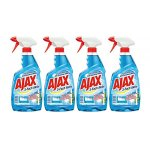 Ajax Glasreiniger mit Sprühpistole (4 x 500 ml) um 4,44 € statt 7 €