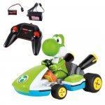 Carrera RC Nintendo Mario Kart Yoshi ferng. Auto um 50 € statt 68 €