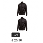 Adidas Trainingsjacke Core 18 CE9053 2er Pack um 26,50 € statt 40,12 €