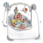 Bright Starts – Babywippe Whimsical Wild um 49,99 € statt 79,99 €