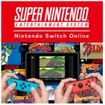 20 SNES Spiele kostenlos für Nintendo Switch Online Mitglieder