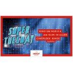 Cineplexx – jeder Kinofilm in allen Technologien um nur 4 € pro Person