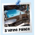 Alpine Palace Saalbach Hinterglemm: 1 Nacht inkl. Halbpension ab 99€