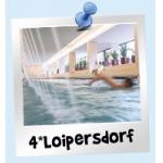 Das Sonnreich Loipersdorf: 1 Nacht + 2x Therme um 86 € statt 122 €