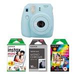 Fujifilm Instax Mini 9 Kamera + 4 Filme um 49 € statt 108,94 €