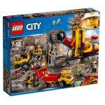 LEGO City – Bergbauprofis an der Abbaustätte (60188) um 53,99€