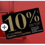 XXXLutz.at – 30% Rabatt auf viele Möbel & mehr + 10% ON TOP