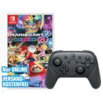 Nintendo Switch Pro Controller + Mario Kart 8 um 88 € statt 108,89 €