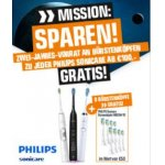 Philips Sonicare elektr. Zahnbürste ab 100 € kaufen & 8 Stück Philips Sonicare Bürstenköpfe GRATIS erhalten