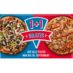 Domino's Pizza 1+1 Pizza Gratis