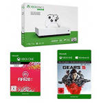 Xbox One S 1TB – All Digital Edition + FIFA 20 + Gears 5 um 190 €