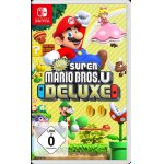 New Super Mario Bros. U Deluxe für Switch um 37 € statt 49,99 €