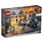 LEGO Jurassic World – T-Rex Transport (75933) um 54,99 € statt 68,01 €