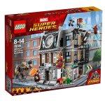 LEGO Marvel Super Heroes – Sanctum Sanctorum Showdown (76108) inkl. Versand um 79,99 € statt 97,90 €
