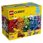 LEGO Classic – Kreativ-Bauset Fahrzeuge (10715) um 15,19 € statt 20,80 €