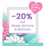 Universal Ladies Shopping Days – 25% Rabatt auf alles außer Technik
