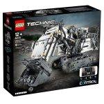 LEGO Technic – Liebherr Bagger R 9800 (42100) um 349,99 € – Bestpreis!
