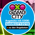 Game City 2019 – Saturn Angebote & Altersbandausgabe