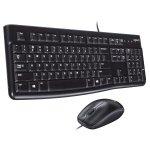 Logitech MK120 Tastatur und Maus Combo um 11,19 € statt 16 €