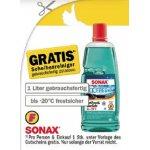 250ml Sonax Ice Fresh Scheibenreiniger GRATIS bei Forstinger