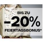 Deichmann – 20% Rabatt auf reguläre Schuhe & Taschen + gratis Versand