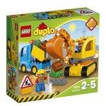 LEGO DUPLO – Bagger & Lastwagen (10812) um 11,99 € statt 18,95 €
