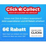 Smyths Toys – 6 € Rabatt bei Click & Collect Bestellung