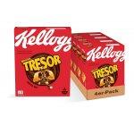 Kellogg's Tresor Choco Nut (4 x 375 g) um 6,75 € statt 13,16 €