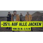 XXL Sports & Outdoor – 25 % Rabatt auf Jacken (bis 2.11.)