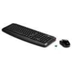 HP Wireless Keyboard und Maus 300 um 22 € statt 29,19 € – Bestpreis!