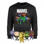 Marvel X-Mas Paket (5x Pop! Figuren + T-Shirt) um 26,99 € statt 82,99 €