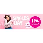 BIPA Singles Day – 11% Rabatt auf euren Einkauf