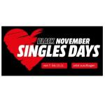 Media Markt Singles Day – Angebote zum Verlieben