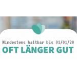 "Too Good To Go – ""Oft länger gut"" Kampagne – MHD != Verbrauchsdatum!"
