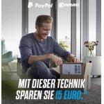 Conrad Onlineshop – 15 € Rabatt (ab 55 € Bestellwert) bei PayPal Zahlung