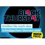 Hofer Black Thursday – ab 18. November 2020
