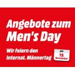 Angebote zum Men's Day nur bei MediaMarkt.at – bis 23.11.