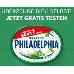 Philadelphia Kräuter Aktionsprodukt GRATIS testen – 1,69 € sparen