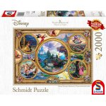 "Schmidt Spiele – Puzzle ""Disney Dreams Collection"" um 13,49€ statt 29€"