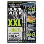 XXL Sports & Outdoor Black Week – zB. 30% Rabatt auf alles von Nike