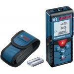 Bosch Pro. GLM 40 Laser-Entfernungsmesser um 54,98 € statt 75,39 €