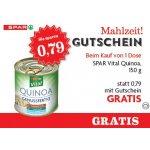 Spar / Eurospar / Interspar – Spar Vital Quinoa GRATIS (0,79€ sparen)
